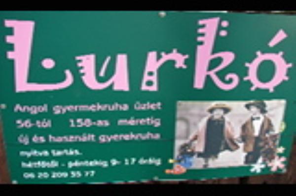 908408d704 Lurkó gyerekruha - Dunaharaszti - Cégtudor - Országos Interaktív ...
